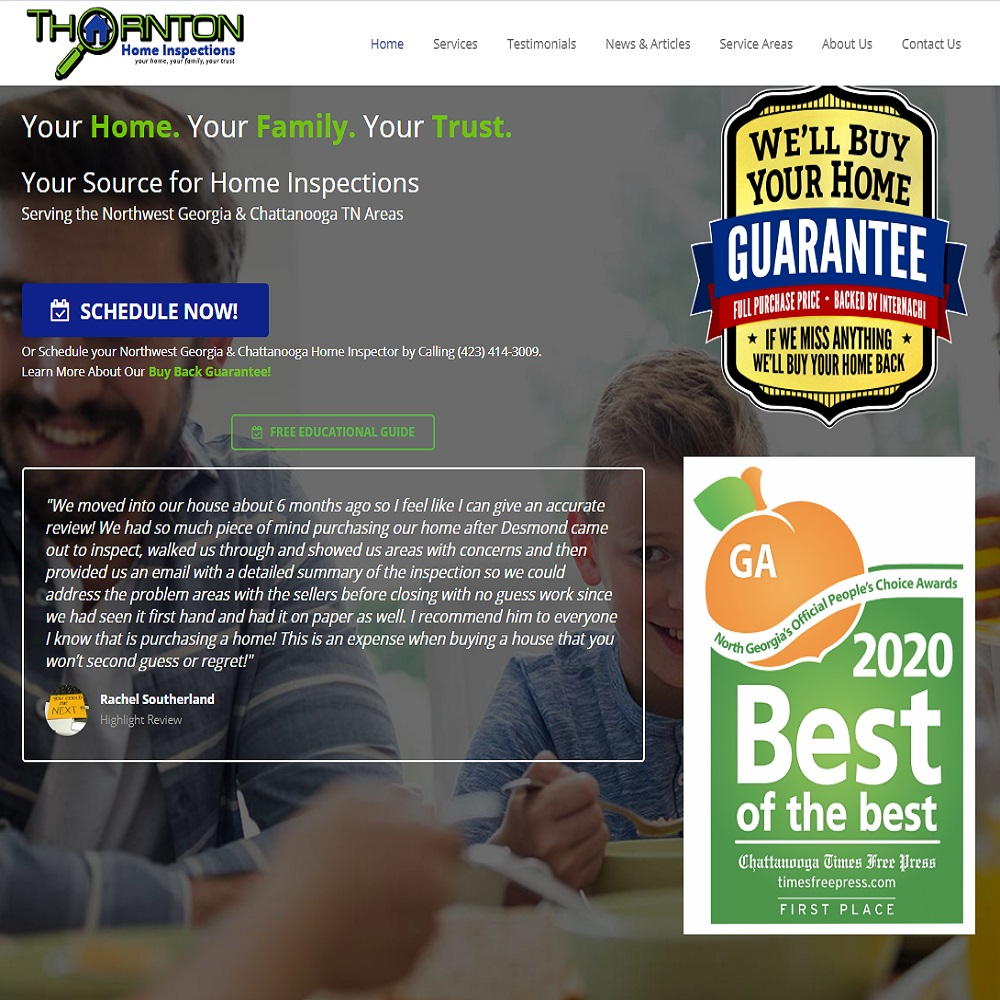 Chattanooga Home Inspections